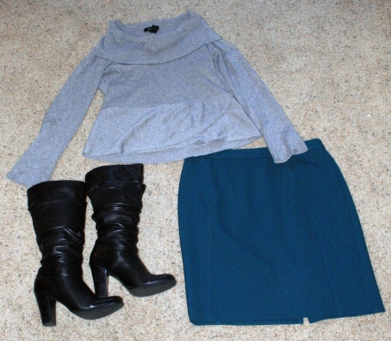grey-sweater-teal-skirt.jpg