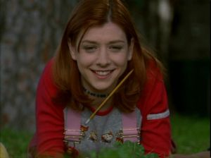 Willow from Buffy