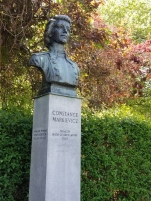 Bust of Constance Markievicz